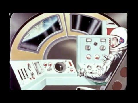 Classic Space Video: Saturn Super-Rocket