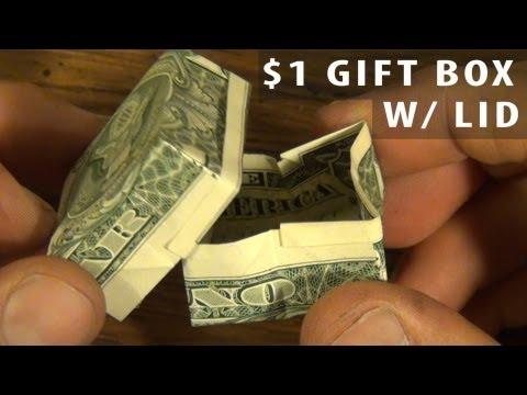 One Dollar Gift Box by Jeremy Shafer