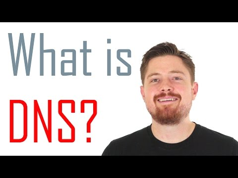 Domains and the Domain Name System