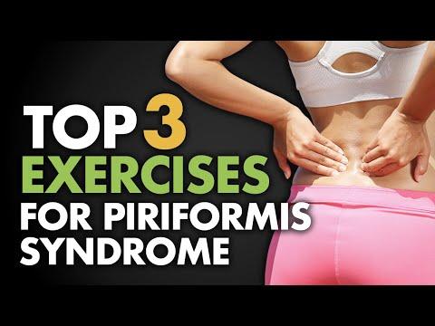 Top 3 Exercises for Piriformis Syndrome