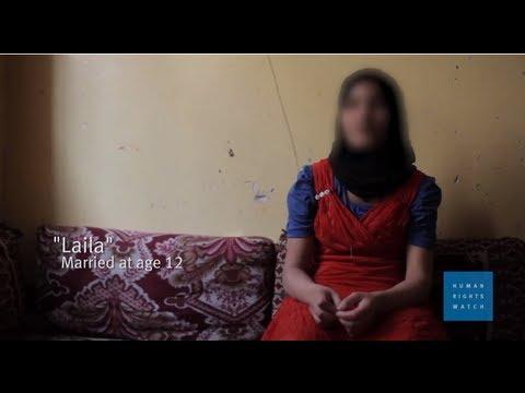 Yemen: End Child Marriage