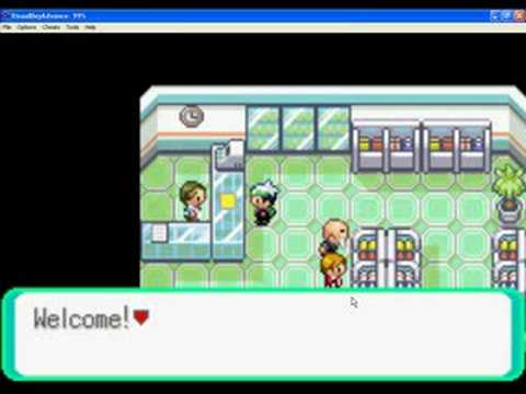 Pokemon Emerald - Master Ball cheat !!!