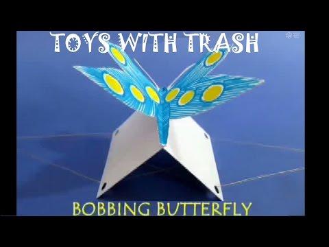 Bobbing Butterfly | Telugu | Amazing Toy