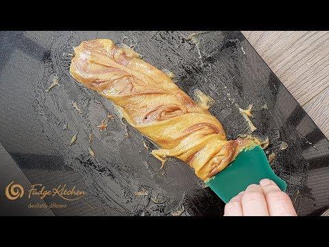 Caramel Swirl Fudge