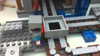 Stop-Motion lego Minecraft pt.1