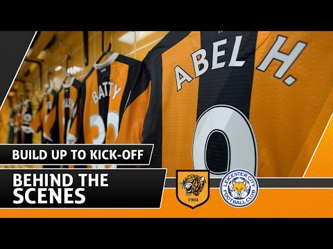 Behind the Scenes   Build up to Premier League Kick-off 16/17