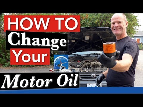 How to Change the Oil on Your Vehicle, Save Money, and Protect Your Warranty | New Driver Smart
