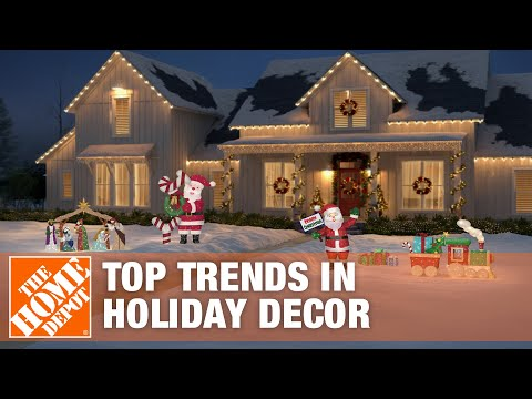 Deck the Halls with the Top Trends in Holiday Décor