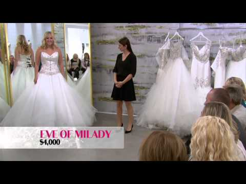 The Top 3 Wedding Dress Silhouettes With Say Yes To The Dress Canada