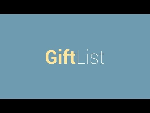 Gift List: Ask 10 people what you're good at