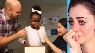 PARENTS tell their KIDS they are ADOPTED !