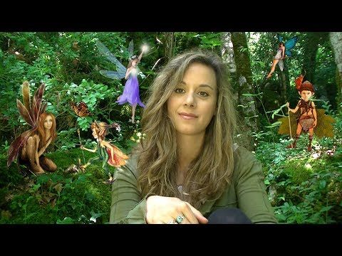 Nature spirits (elementals): fairies, elves, gnomes, unicorns, mermaids…- Gabrielle Isis