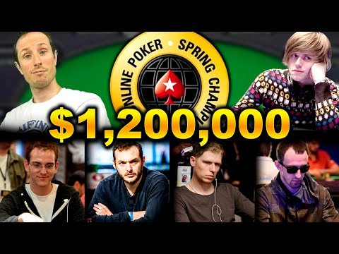 $1,200,000 SCOOP Main Event WIN Review! [Part 2]