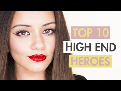 Top 10 HIGH END HERO Makeup Products | Kaushal Beauty, sunbeamsjess, Lexi A-N, Sonya Esman Best Bits