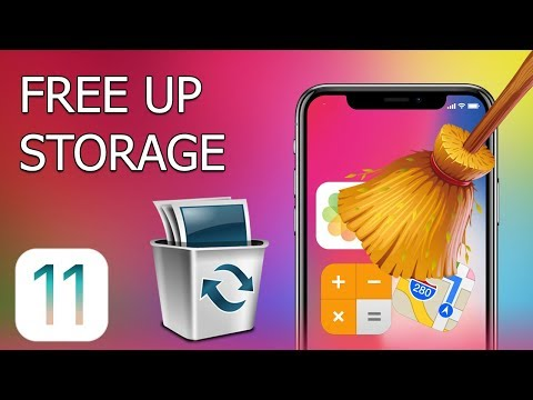 How to Free Up Storage on iPhone with iOS 11