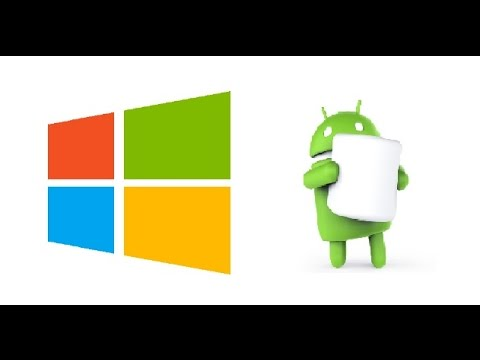 how to install android 6.0 marshmallow on windows pc or tablet (Dual boot) tutorial