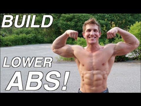 BUILD LOWER ABS! - Scott Herman - My Favorite Exercise!