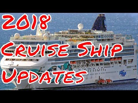 2018 Cruise Ship Updates Puerto Rico St Maarten St Thomas St Croix Flight Cancellations