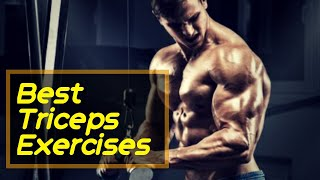 Best Triceps Exercise (FOR BIGGER, STRONGER ARMS)