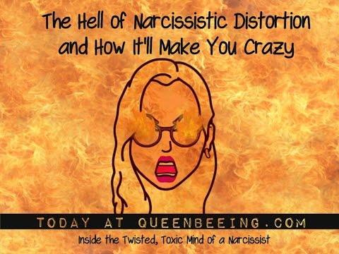 Narcissistic Distortion: Inside the Twisted, Toxic Mind of a Narcissist