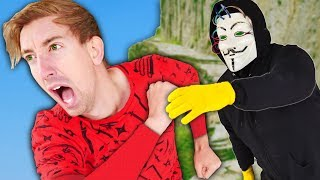 WORLD'S STRONGEST HACKER vs CHAD WILD CLAY & SPY NINJAS Try Viral Tik Tok Gravity Chair Challenge