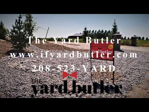 The Yard Butler -  local landscaping business