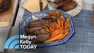 Make 3 Hearty Winter Meals With This Delicious Classic Beef Brisket Recipe | Megyn Kelly TODAY