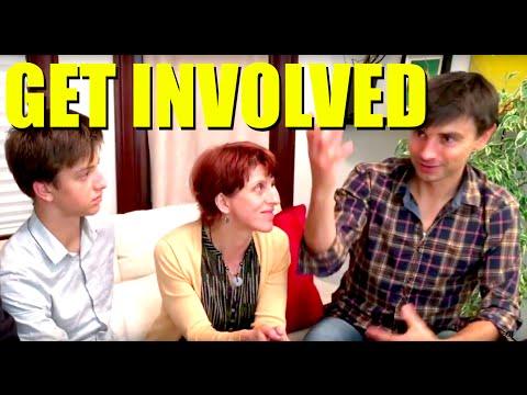 HOW TO GET PARENTS INVOLVED IN ROBOTICS? ft. Marina Iofina, & Dmitry Dimov