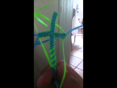 String cross