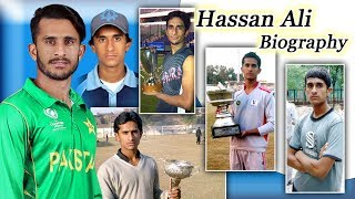 Hassan Ali  Pakistan Cricket Team Fast Bowler ( Short Documentary)