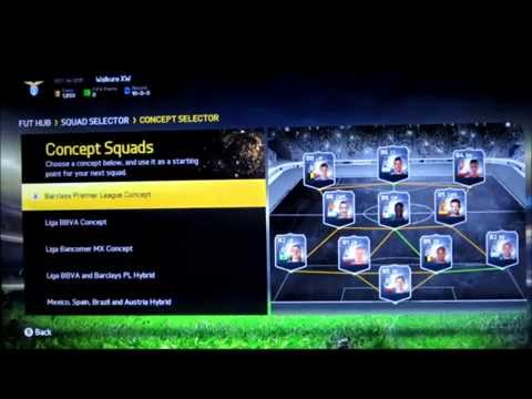 FIFA 15 - Completing Manager Task 18 (Share a Squad with 100 Chemistry)