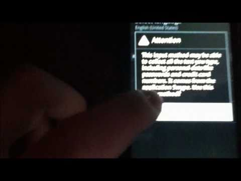How to install Swype on the EVO 4G (working)