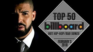 Top 50 • US Hip-Hop/R&B Songs • February 3, 2018 | Billboard-Charts