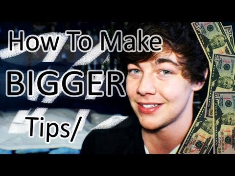 How to make BIGGER tips as a Waiter / Waitress | VEDA Vlog 19 | Adam Hawk