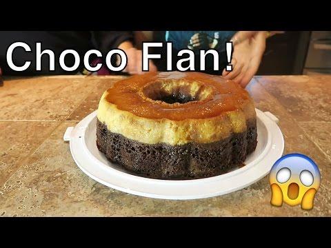 ChocoFlan Recipe /Raqc