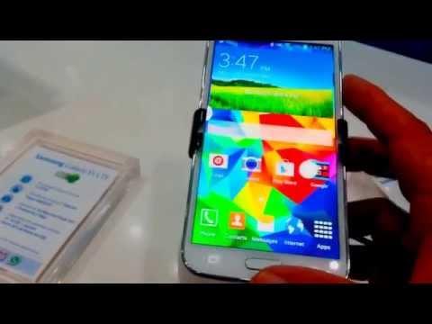 Cómo hacer una captura de pantalla en Samsung Galaxy S5 comoconfigurar