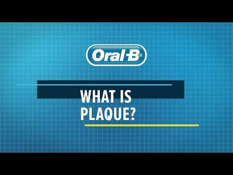 What is Plaque?   Oral-B