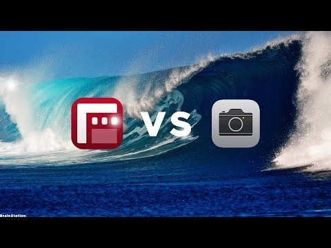 Filmic PRO VS iPhone Camera APP (Picture Quality)