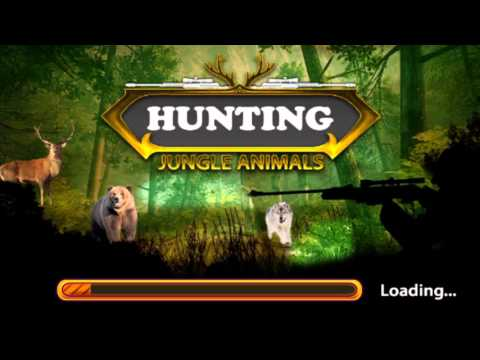 Hunting jungles animal app game review