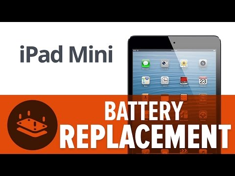 How To: Replace the Battery in your iPad Mini GSM