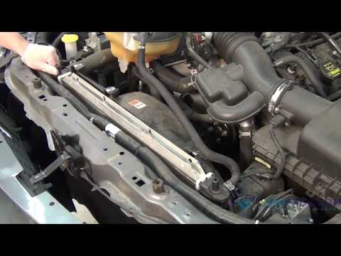 A/C Condenser Replacement Ford Mustang 2005-2014