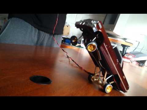 63' IMPALA  LOWRIDER MODEL CAR HOPPER