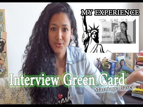 Marriage Interview Green Card - My Experience (sous titres français) Part 3/3