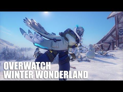 Overwatch Winter Wonderland | Xmas Video