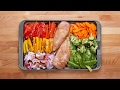 Download  One-Pan Chicken And Veggie Meal Prep 2 Ways MP3,3GP,MP4