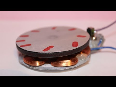 How to Make a Powerful Brushless Motor
