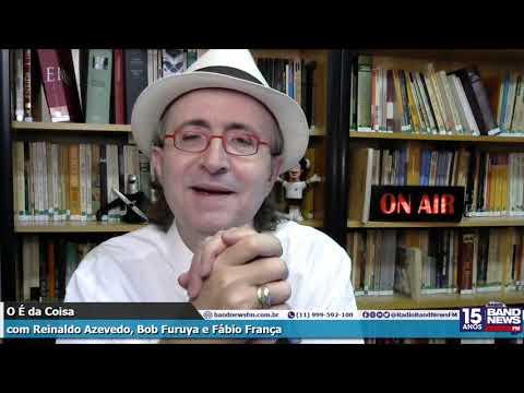Reinaldo Azevedo: Bolsonaro se ajoelha para Trump e leva joelhada no queixo