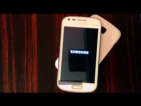 Install CWM Recovery and Root Samsung Galaxy S Duos [GT-S7562]