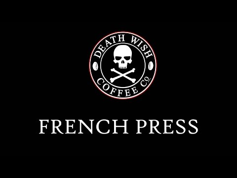 How to Brew Strong Coffee Using a French Press