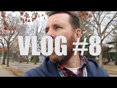 VLOG #8 -   Blacksmithing and this weeks top 3 -  Extra large spinners, Gary V, and Reclaimed Lumber